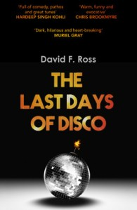 Last Days of Disco Cover